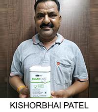 Kishorbhai patel